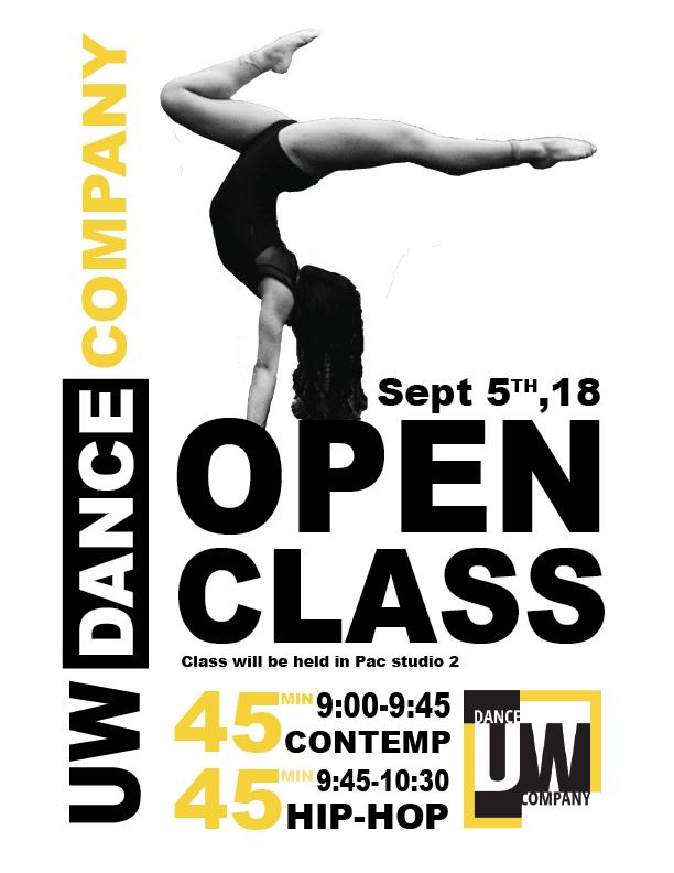 UW Dance Company